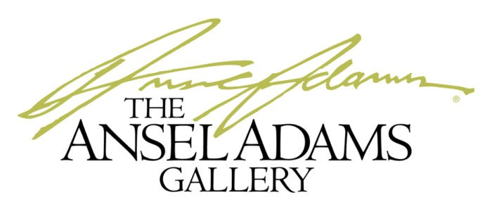 The Ansel Adams Gallery logo.