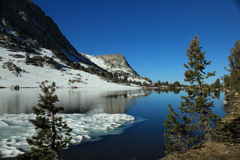 Fletcher Lake. Photo: Joseph Mourgos.