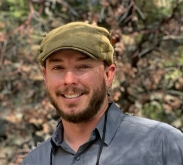 A headshot of Yosemite Conservancy Lead Naturalist Cory Goehring